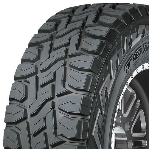 Toyo Open Country R/T tread and side