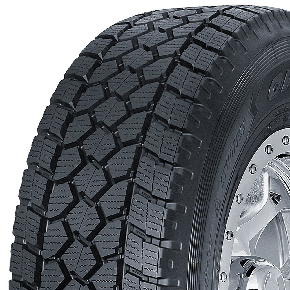 Toyo Open Country WLT1 tread and side