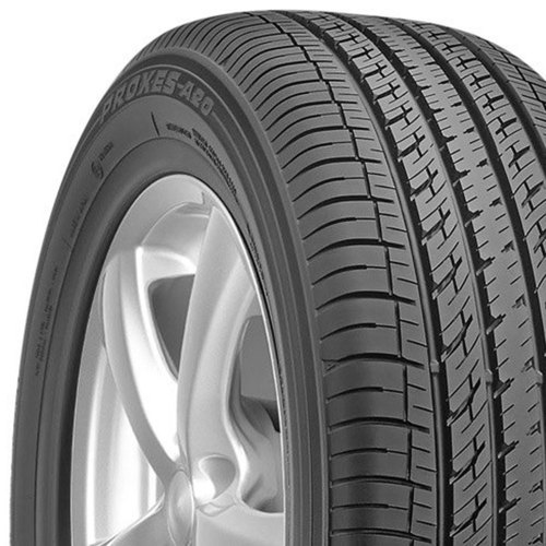 Toyo Proxes A20 tread and side