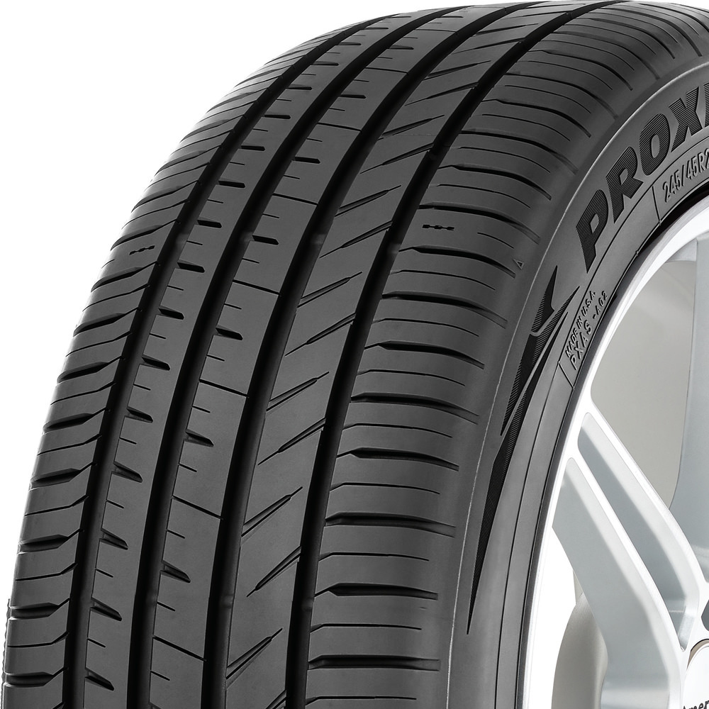 Toyo Proxes Sport A/S tread and side