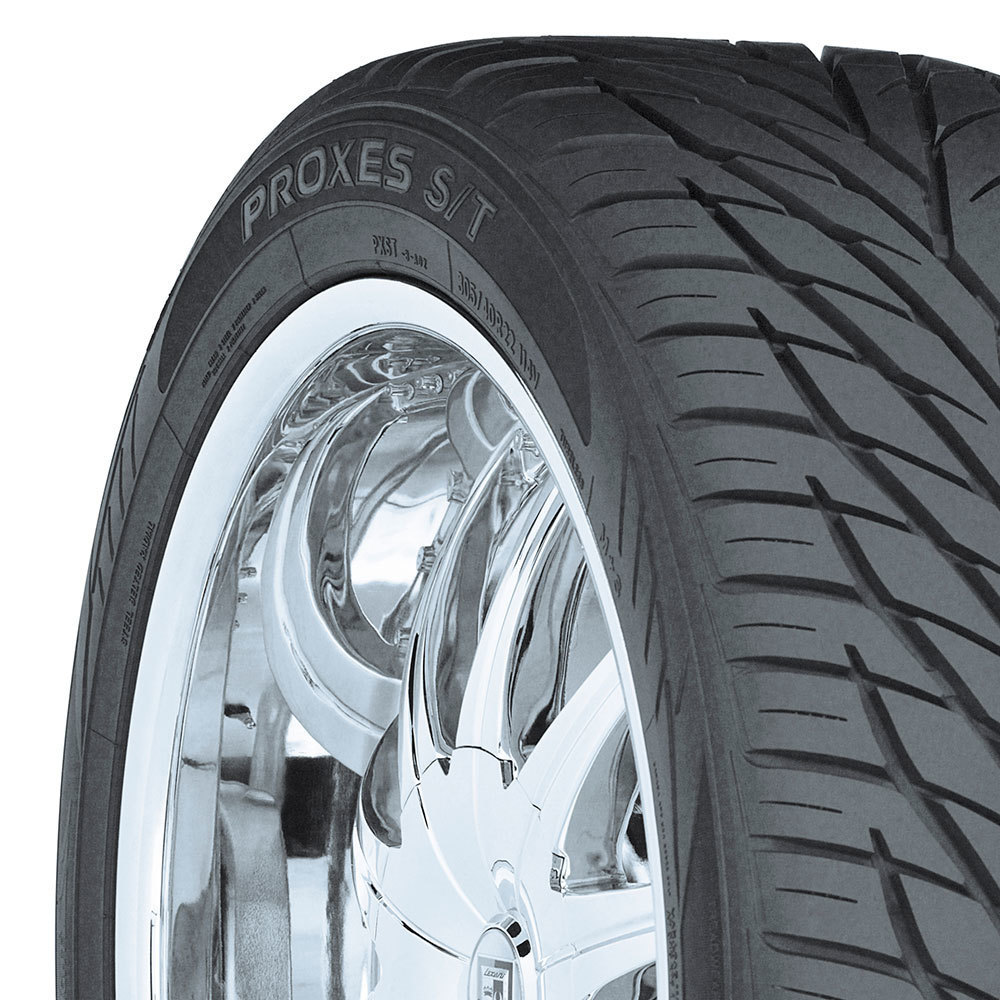 Toyo Proxes S/T tread and side