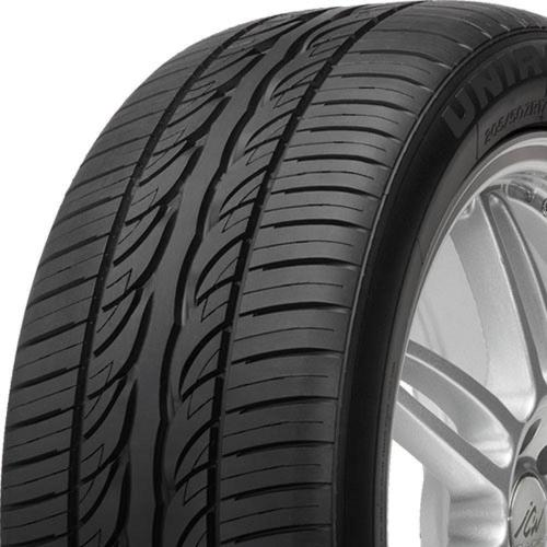 Uniroyal Tiger Paw GTZ All Season tread and side