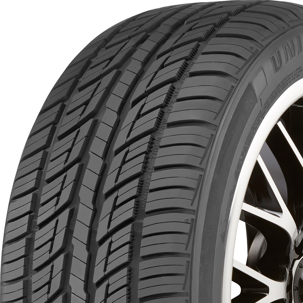 Uniroyal Tiger Paw GTZ A/S 2 tread and side
