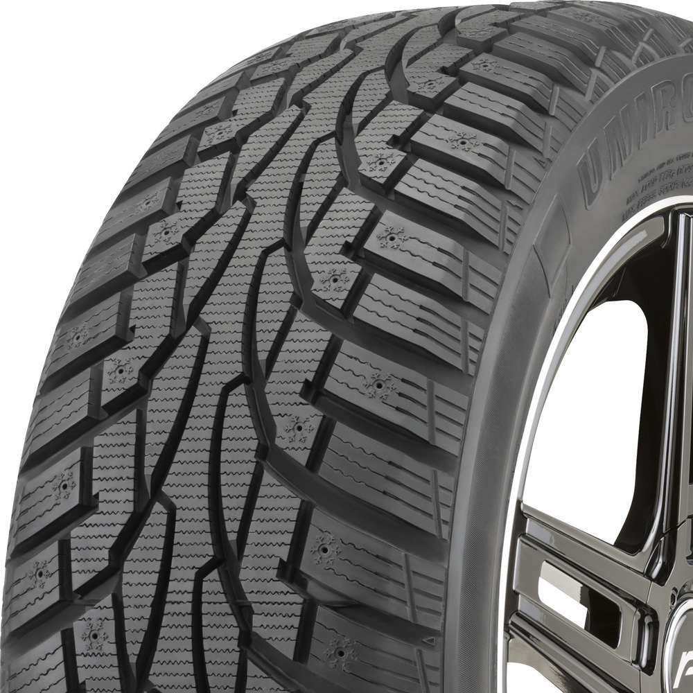 Uniroyal Tiger Paw Ice & Snow 3 tread and side
