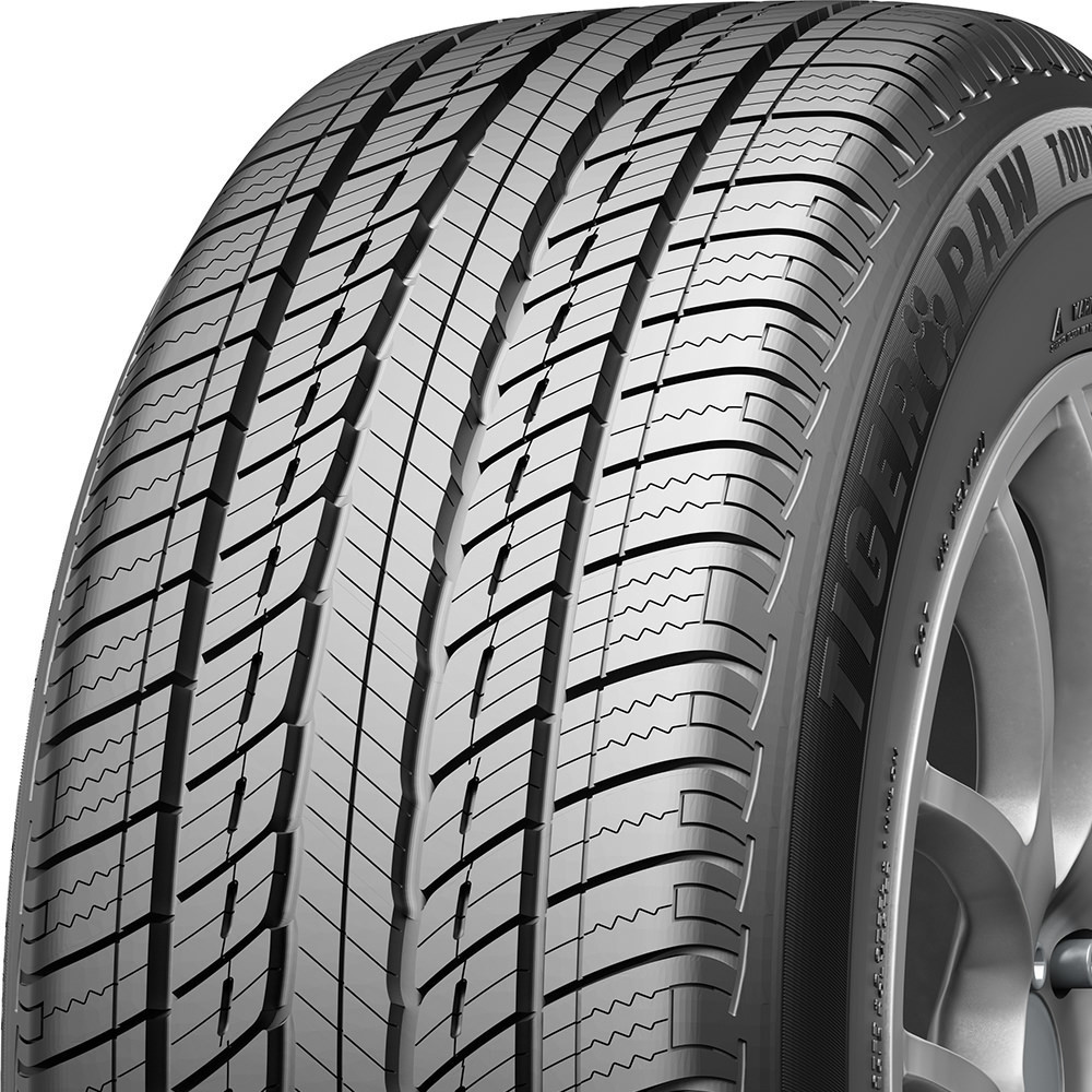 Uniroyal Tiger Paw Touring A/S tread and side