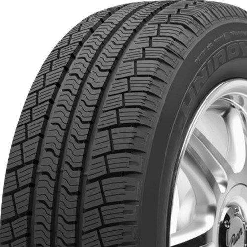 Uniroyal Tiger Paw Touring SR tread and side